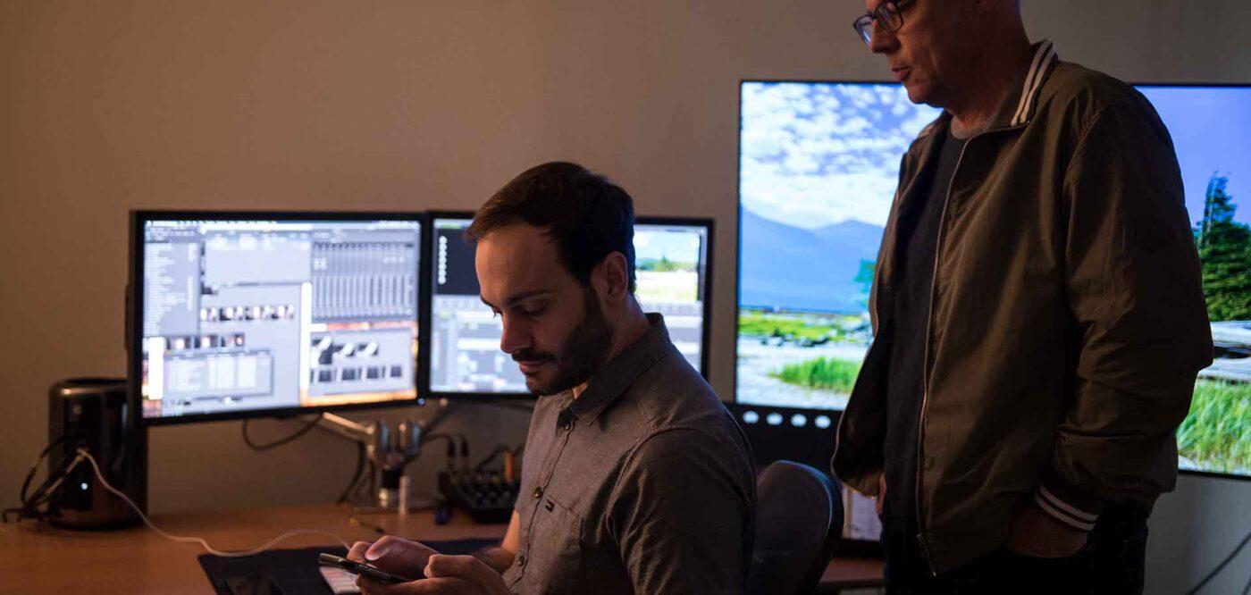 vancouver editors editing films
